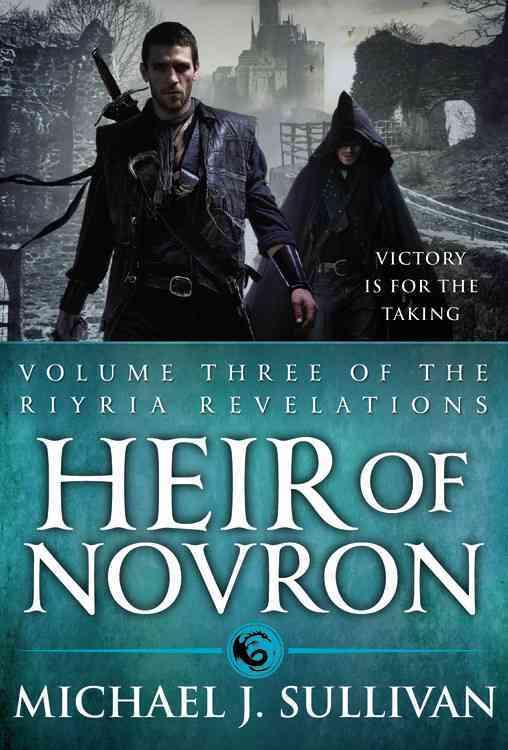 Heir of Novron By Sullivan, Michael J.