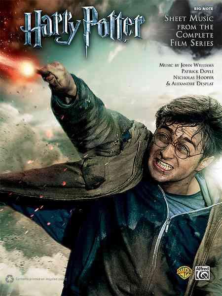 Harry Potter - Sheet Music from the Complete Film Series By Williams, John (COP)/ Doyle, Patrick (COP)/ Hooper, Nicholas (COP)/ Desplat, Alexandre (COP)/ Matz, Carol (COP)