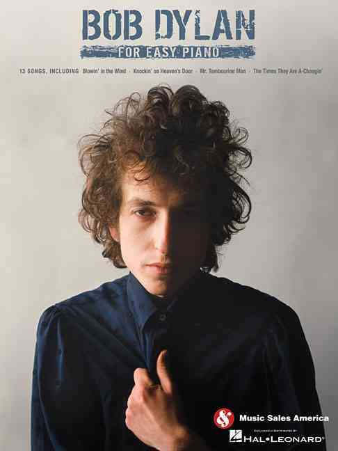 Bob Dylan for Easy Piano By Dylan, Bob (CRT)